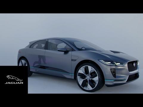 [오피셜] Jaguar I-PACE Concept Design | Ian Callum and Alister Whelan