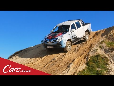 [Cars.co.za] 4x4 Offroad Test and Review