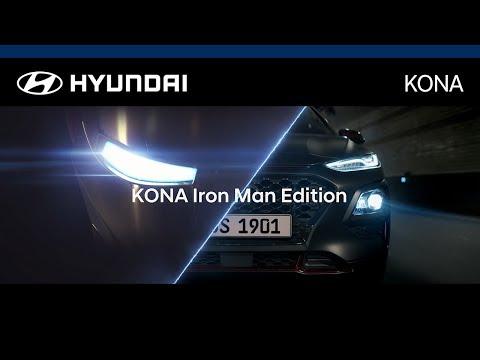 [현대자동차] 코나 아이언맨 에디션 런칭 필름