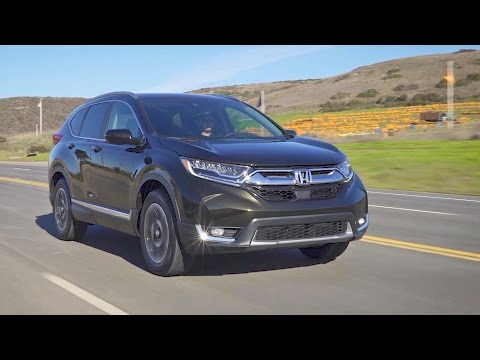 [YOUCAR] CR-V (2017) Bigger and Better Equipped