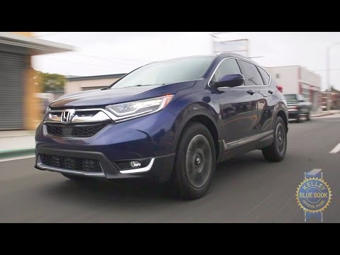 [KBB] 2017 CR-V - Review and Road Test
