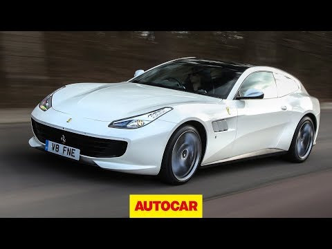 [Autocar] Ferrari GTC4 Lusso T review | Living with 602bhp V8 everyday supercar