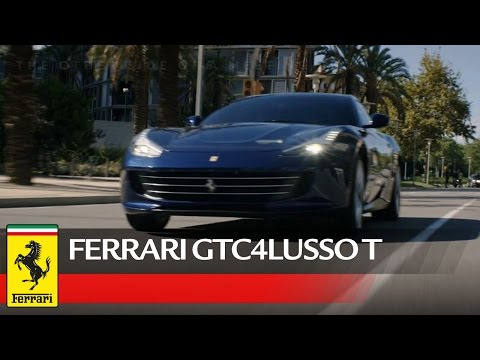 [오피셜] Ferrari GTC4Lusso T - Official video