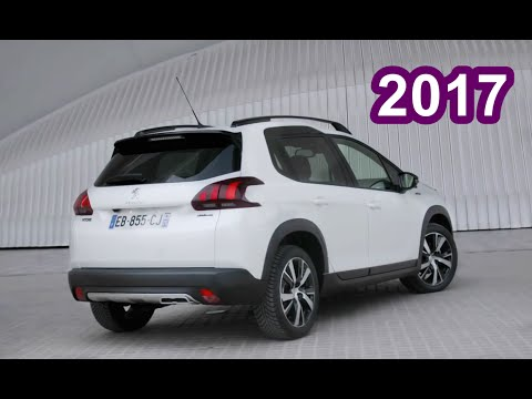 [CAR TV] 2017 Peugeot 2008 - Exterior interior and Drive