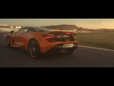 [오피셜] McLaren 720S - Raise Your Limits