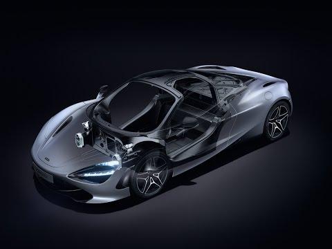 [오피셜] McLaren 720S - Carbon Fibre Core
