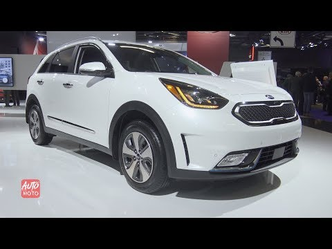 [AUTO MOTO] 2019 Kia Niro PHEV - Exterior And Interior Walkaround