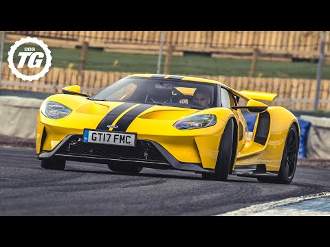 [Top Gear] 121 Best Chris Harris Drifts: Ferrari 812 Superfast, Ford GT, Porsche GT3, Nissan GT-R