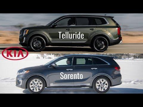 [ Cars BOOM] 2020 Kia Telluride vs Kia Sorento