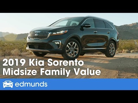 [Edmunds] 2019 Kia Sorento Review | How Useful Is the Third Row?