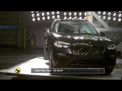 [Euro NCAP] Crash Test of BMW X3