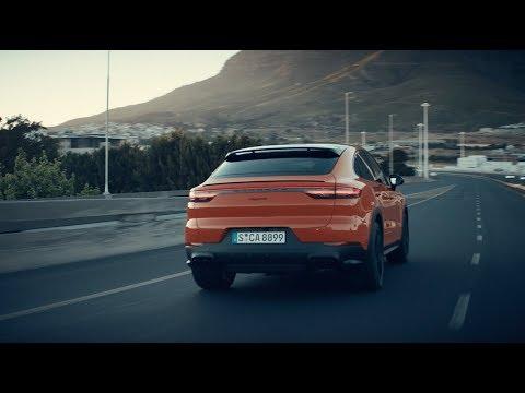 [오피셜] The new Porsche Cayenne Coupé - Highlight Film