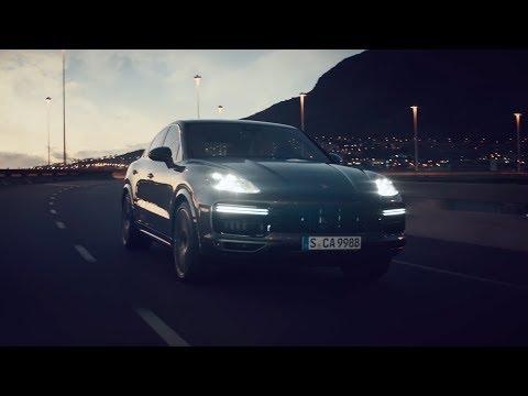 [오피셜] The new Porsche Cayenne Coupe - Shaped by Performance