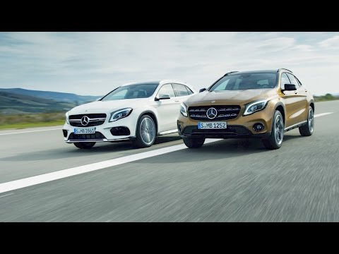 [YOUCAR] 2017 GLA and GLA45 AMG