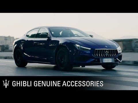 [Maserati] Maserati Ghibli. Genuine Accessories