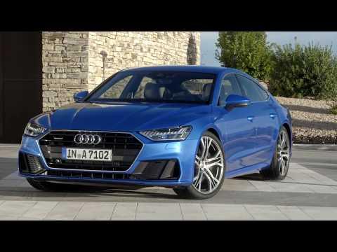 [Audi USA] 2019 Audi A7: Overview