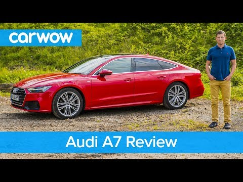 [carwow] Audi A7 2019 in-depth review
