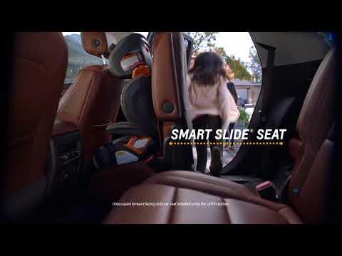 [오피셜] Traverse Smart Slide Seat