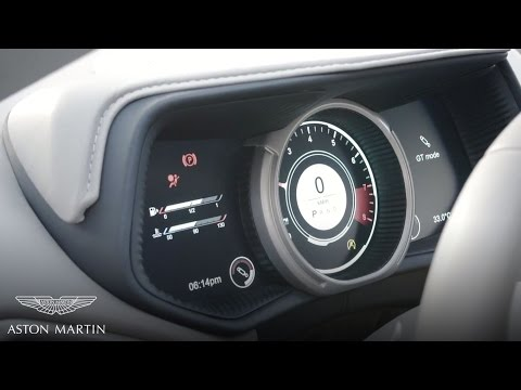[오피셜] Understanding the Electronic Digital Instrument Cluster | DB11