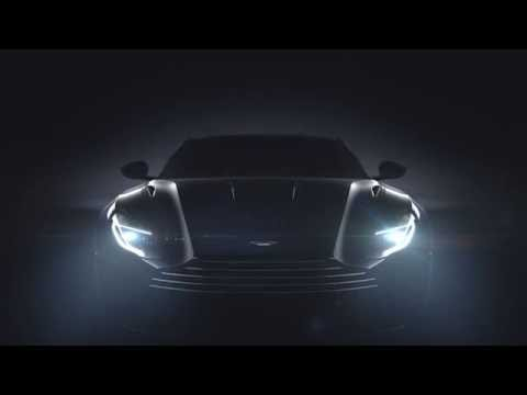 [오피셜] Opening the DB11 Clamshell Bonnet