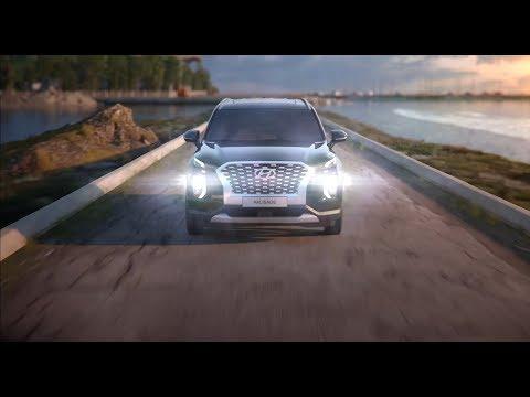 [현대자동차] 현대자동차 플래그십 SUV 팰리세이드 주행 편의/안전 기능
