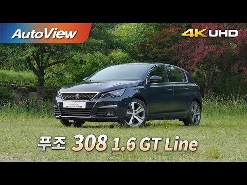 [오토뷰] 뉴 308 1.6 GT Line 2018 시승기
