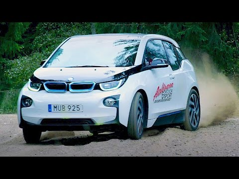 [YOUCAR] BMW i3 can drift?