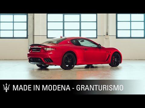 [Maserati] Made in Modena. Episode Eight. Maserati GranTurismo