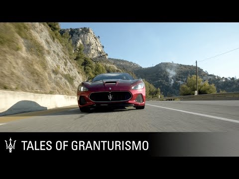 [Maserati] Tales of GranTurismo. Power and Precision. Modena to Cannes