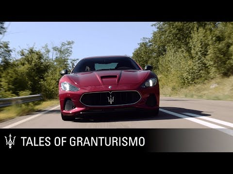 [Maserati] Tales of GranTurismo. Slow food, fast cars. Geneva to Modena
