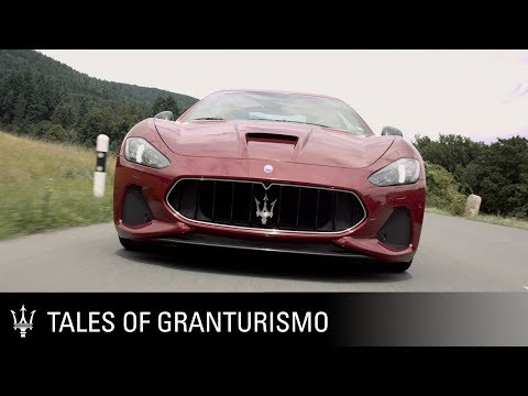 [Maserati] Tales of GranTurismo. Design and Craft. Goodwood to Geneva