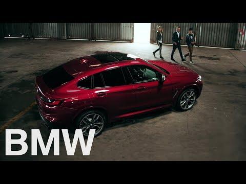 [BMW] The all-new BMW X4. Design.
