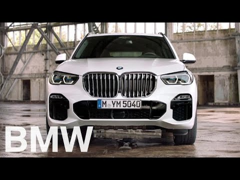 [BMW] The all-new BMW X5, Exterior design