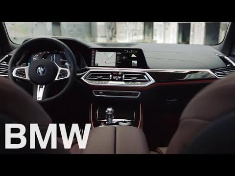 [BMW] The all-new BMW X5, Interior design