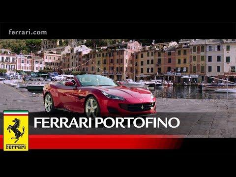 [Ferrari] Ferrari Portofino - Official Video