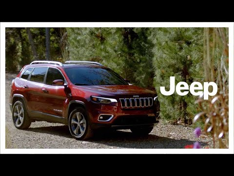 [오피셜] Jeep® Cherokee | Features