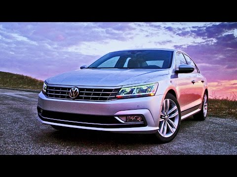 [모트라인] 2016 Volkswagen Passat (US version) Footage