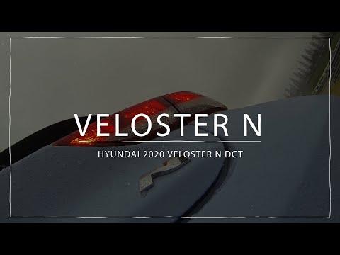 [데일리카] 현대 고성능 차 벨로스터 N 2020년형 Hyundai 2020 Veloster N DCT