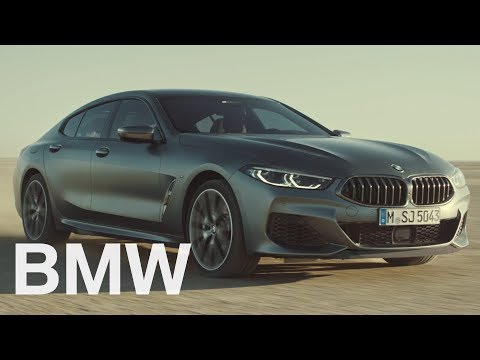 [BMW] The first-ever BMW 8 Series Gran Coupe. Official Launch Film.