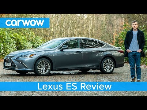 [carwow] Lexus ES 2019 in-depth review