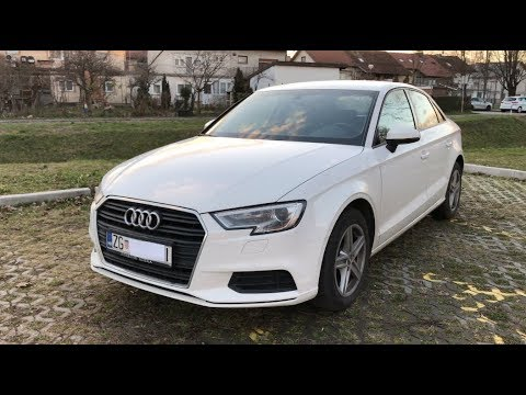 [Josip Ricov] Audi A3 Sedan 2018 review & quick test drive in 4K