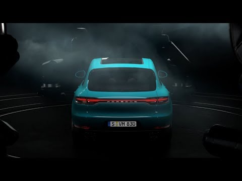 [오피셜] The new Porsche Macan. Exterior design.