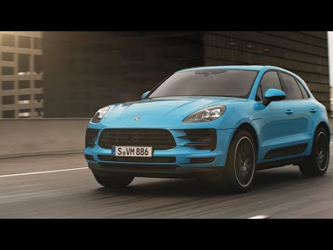 [오피셜]The new Porsche Macan S – Choices