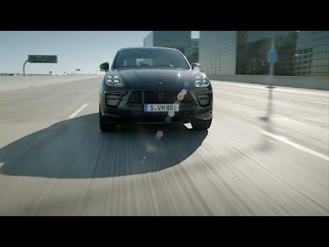 [오피셜] The new Porsche Macan Turbo - Engine