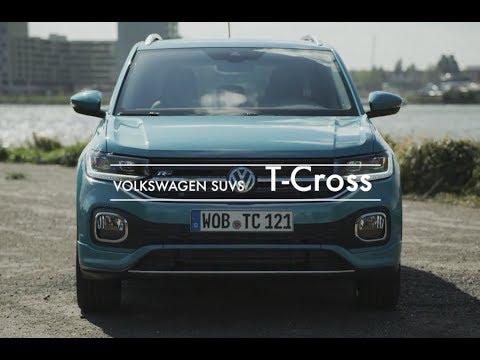 [오토헤럴드] 폭스바겐의 새로운 식구 T-Cross...압도적인 공간