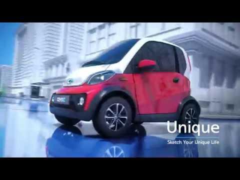 [CEVO] 캠시스 초소형 전기차 CEVO-C
