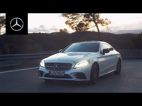[오피셜] Skating in Barcelona with Julian Larsson and the C-Class Coupé