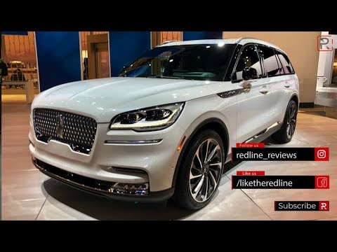 [Redline Reviews] 2020 Lincoln Aviator – First Look