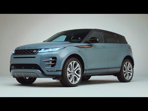 [Top Gear] FIRST LOOK: Range Rover Evoque 2019
