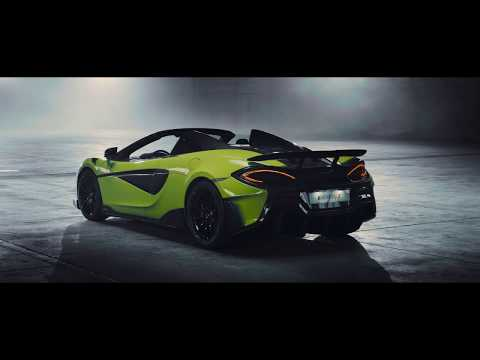 [맥라렌] The McLaren 600LT Spider